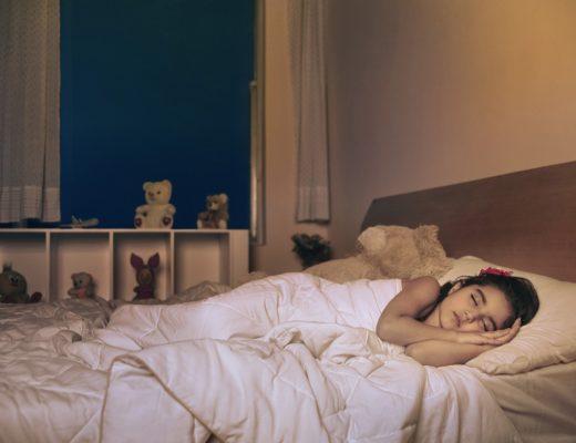 @Weighted-blanket_Children-sleep-calming