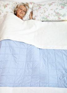 @Weighted-blanket_comfortable-sleep