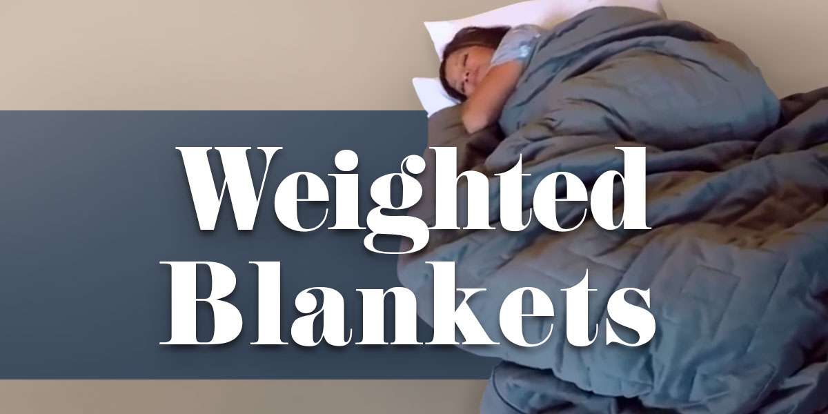 Do Weighted Blankets Help You Sleep Help You Rest