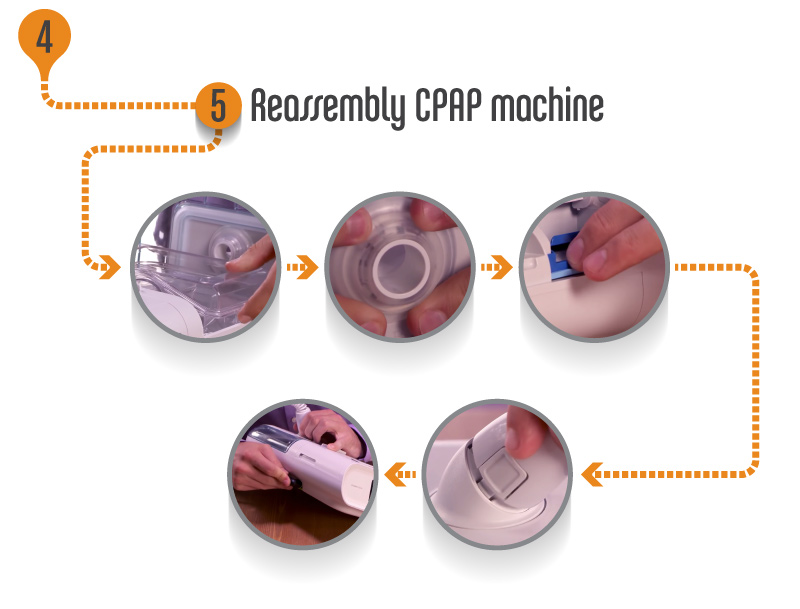 5_ReassemblyCPAPMachine