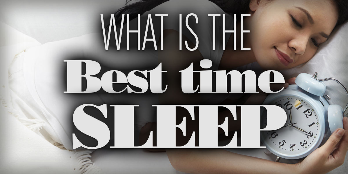 BestTimeToSleep