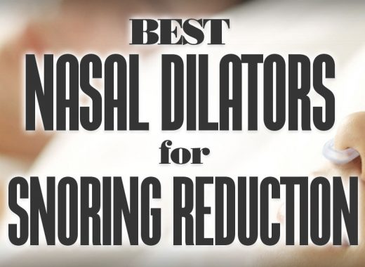 BestNasalDilatorsForSnoringReduction