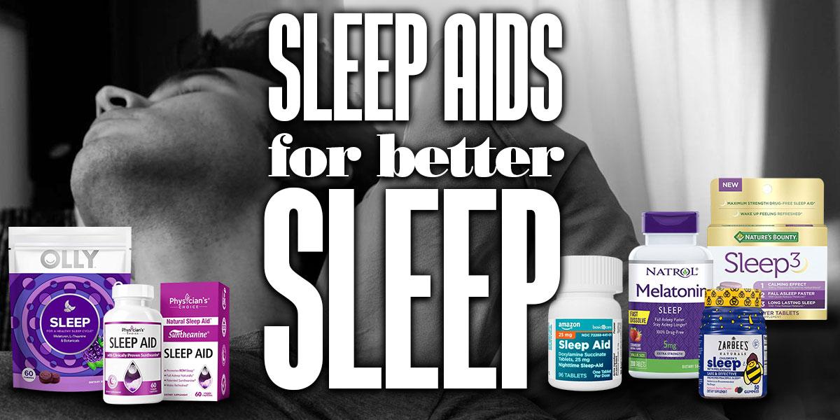 SleepAidsForBetterSleep