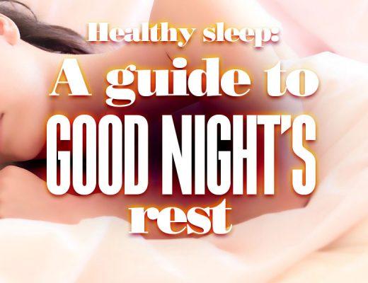 HealthySleepAGuideToGoodNightsRest